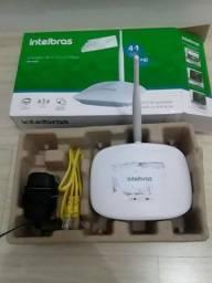 Roteador wifi intelbras