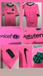 Camisa de time Barcelona original centauro
