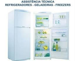 Assistência técnica refrigeradores geladeiras geladeiras expositoras lavadoras de roupas