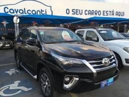 HILUX SW4 2018/2018 2.8 SRX 4X4 7 LUGARES 16V TURBO INTERCOOLER DIESEL 4P AUTOMÁTICO