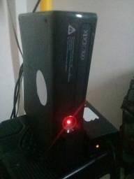 Xbox360, com a luz vermelha