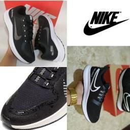 Nike academia caminhada Novo exclusivo esportivo original unissex tênis