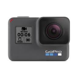 Câmera De Ação GoPro Hero 6 Black-12 vezes sem juros