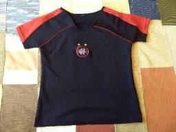 Camisa atletico paranaense feminina oficial loja