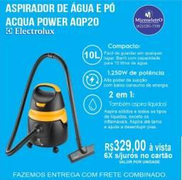 Aspirador de Pó / Água Electrolux  Acqua Power AQP20 1250W 10 litros