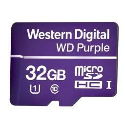 Cartão Micro SD Purple Intelbras de 32GB 16TBW