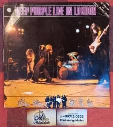 Título do anúncio: Disco de vinil Deep Purple