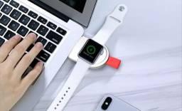 Título do anúncio: Carregador Para Apple Watch Series 1 2 3 4 Portátil Usb