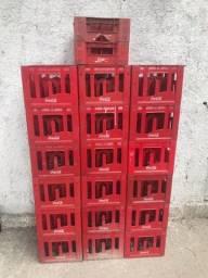 Caixa de Coca-Cola KS