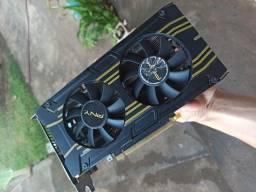 Placa de vídeo GTX 760 2GB (aceito criptomoeda)