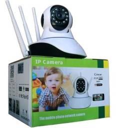 Câmera IP 3 Antenas
