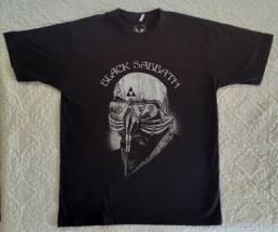 Camiseta BLACK SABBATH - HOMEM DE FERRO