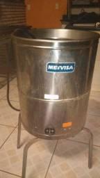 Fritadeira industrial de 30 litros