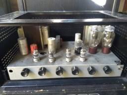 Amplificador Valvulado - Delta 274 75Watts RMS - Funcionando!!!