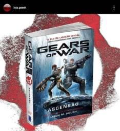 Livro Gears of war