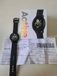Smartwatch Samsung Active1. Com Garantia.