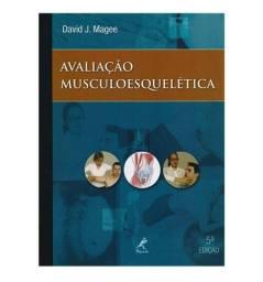 Livro fisioterapia avaliação músculo esquelética