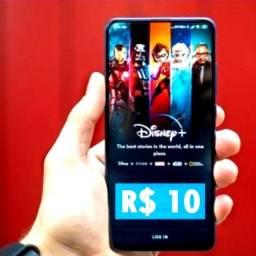 Divido tela DisneyPlus +