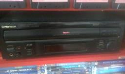 Aparelho Laser Disc Pioneer