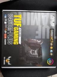 Placa mãe gamer Asus TUF-B460M-PLUS
