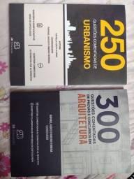 Livros para concurso de arquitetura e urbanismo