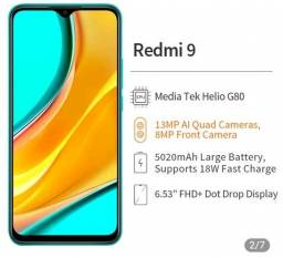 Smartphone Redmi 9 32g