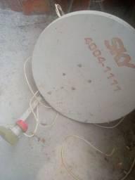 2 antenas cada uma 40
