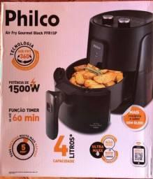 Fritadeira Aifryer Elétrica sem Óleo Philco 4 Litros tamanho família.