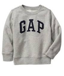 moletom cinza da gap original (usado)