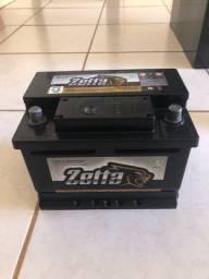Bateria semi nova 60 AH com garantia