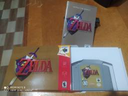 Legend of Zelda Ocarina of time (Nintendo 64)