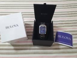 Relógio Bulova Classic Semi Novo Utilizado Apenas 1 vez