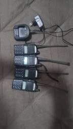 Rádio Comunicador Baofeng Dual Band