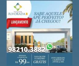 127- Apê na Cidade Operaria >Financiado >Entrada R$499