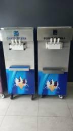 Técnico de máquina de sorvete carioquinha Italianinha
