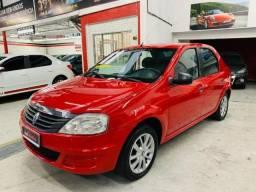 Título do anúncio: Renault Logan Authentic 1.0 2011