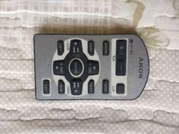 Controle Sony - Som automotivo