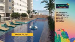 Apartamento para venda tem 61 metros quadrados com 2 quartos em Aeroviário - Goiânia - GO