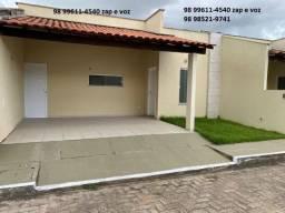 Vendo Linda Casa de Condomínio na Estrada da Maioba - Financiável