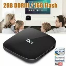 SMART TV BOX TX 2 - 2G RAM COM MINITECLADO - Barato