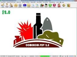Programa PDV Frente de Caixa, Estoque e Financeiro v2.0 - Plus