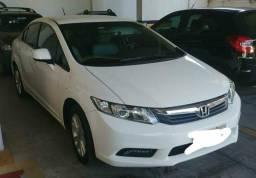 Honda Civic LXS automático - 2014