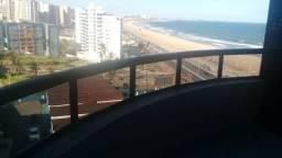 Flat Bahia Suites, vista mar, totalmente nascente, mobiliado, 1/4