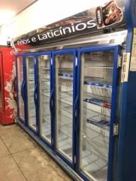 Freezer 5 portas