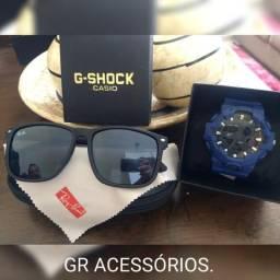 Relógio G-SHOCK + Óculos Solar