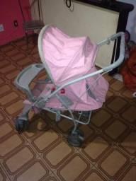 Carrinho De Bebê Galerano