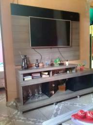 Rack e painel R$280,00
