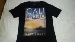 Camisa com estampa california - GG