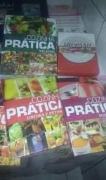 Livros de Culinária Profissionais