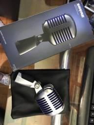 Microfone shure 55